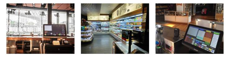 POSLynx provides Uniwell touchscreen POS solutions to Sunshine Coast cafes bakeries fast food